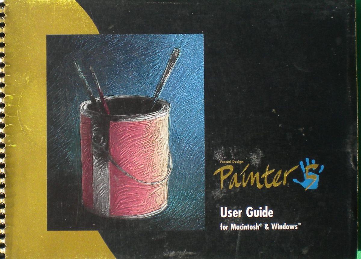 Painter 5 manual